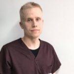 Eläinlääkäri Jussi Virta