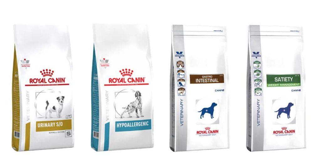 Royal Canin koirien erikoisruokavaliot