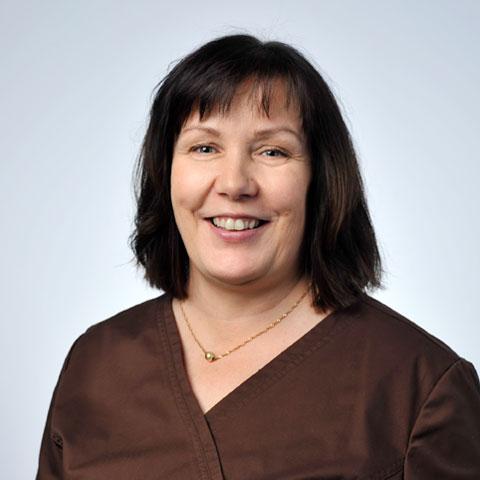 Eläinlääkäri Susanna Martikainen